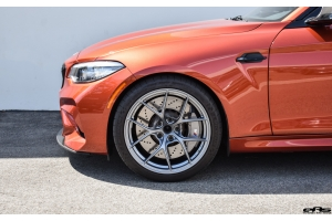 Sunset Orange Metallic F87 M2 Competition - Titan 7 T-S5