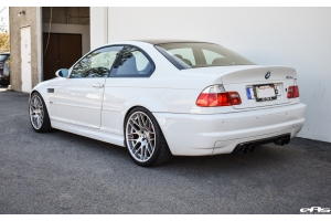 Alpine White E46 M3 CSL Conversion