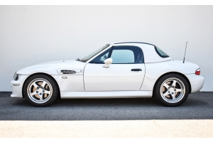 2001 Alpine White E36/7 Z3 M Roadster