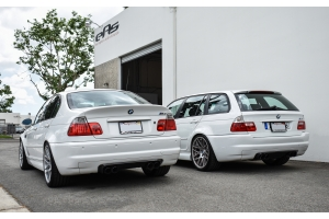Alpine White E46 M3 Sedan & Touring Conversions