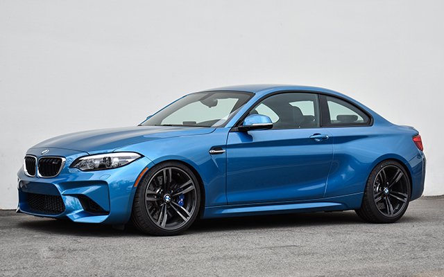 Long Beach Blue Pearl F87 M2 - BMC, KW Suspension, VR Speed Factory
