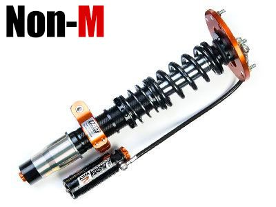 AST Suspension - 5200 Series 2-Way Adjustable Coilovers - BMW Non-M Models