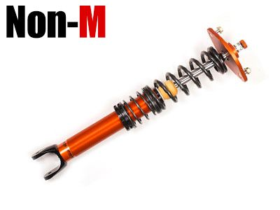 Moton - 1-Way Adjustable Coilover System - BMW Non-M Models