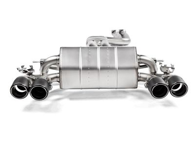 Akrapovic - Slip-On Titanium Exhaust System - BMW F87 M2C