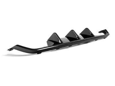 Autotecknic - Carbon Fiber Extended-Fin Competition Rear Diffuser - BMW F8X M3/M4