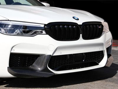 AutoTecknic - Front Grille Surrounds - BMW F90 M5
