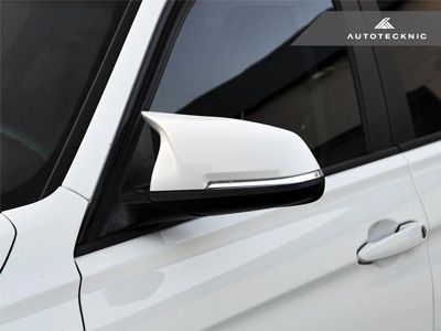 Autotecknic - Replacement Version II M-Inspired Painted Mirror Covers - BMW M2, 2/3/4 Series