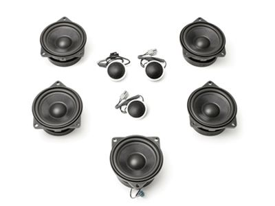 BAVSOUND - Stage 1 Premium Speaker Upgrade Kit - BMW F01/F02 7-Series