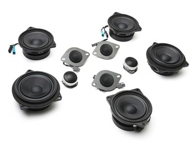 BAVSOUND - Stage 1 Premium Speaker Upgrade Kit - BMW F10/F11/F07 5-Series