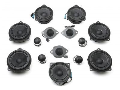 BAVSOUND - Stage 1 Premium Speaker Upgrade Kit - BMW F10 M5