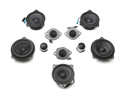 BAVSOUND - Stage 1 Premium Speaker Upgrade Kit - BMW F22/F23 2-Series  & F87 M2