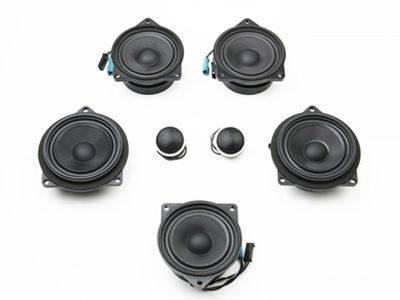 BAVSOUND - Stage 1 Premium Speaker Upgrade Kit - BMW F32/F33/F36 4-Series