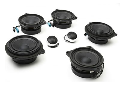 BAVSOUND - Stage 1 Premium Speaker Upgrade Kit - BMW F8X M3/M4
