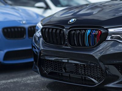 BMW - M Performance Front Grille Set - BMW F90 M5
