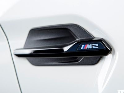 BMW - M Performance Gloss Black Side Marker Set - BMW F87 M2
