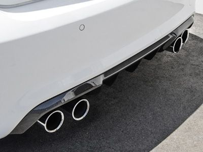BMW - M Performance Rear Diffuser - BMW F87 M2 & M2C