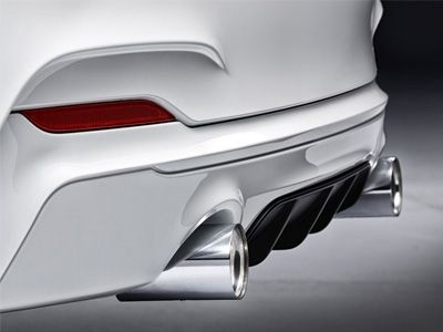 BMW - M Performance Stainless Steel Exhaust System - BMW F22/F23 M235i