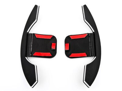 Pedal Haus - Extended Billet Sport Shifter Paddles - BMW E8X 1-Series & E9X 3-Series
