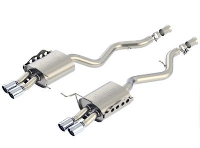 Borla - ATAK Stainless Steel Exhaust System - BMW E9X M3
