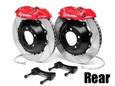 Brembo - GT Big Brake Kit - Rear