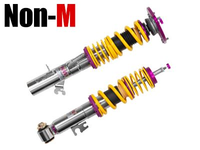 KW - Clubsport 2-Way Adjustable Coilover System - BMW Non-M Models