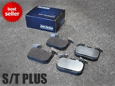 Cool Carbon - Street / Track Tuned Performance Plus (ST Plus) Brake Pads - Front