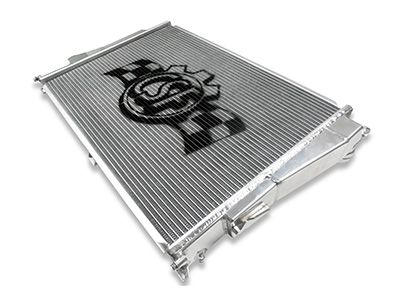 CSF - All-Aluminum Triple Pass Radiator - BMW E46 M3