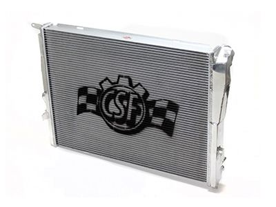 CSF - All-Aluminum Triple Pass Radiator - BMW E9X M3