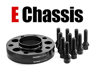 Macht Schnell - Competition Wheel Spacer Kit - BMW E Chassis