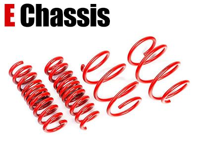 AST - Lowering Springs - BMW E Chassis