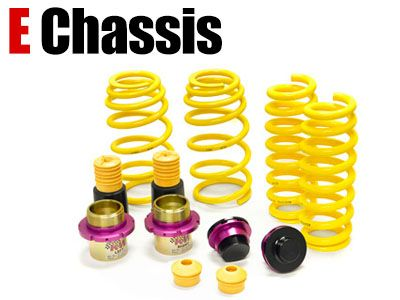 KW - HAS Height Adjustable Lowering Spring Sleeve-Over Kit - BMW E Chassis