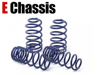 H&R - Sport Lowering Springs - BMW E Chassis