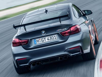 eas -  GTS DCT Transmission Software - BMW F8X M3/M4