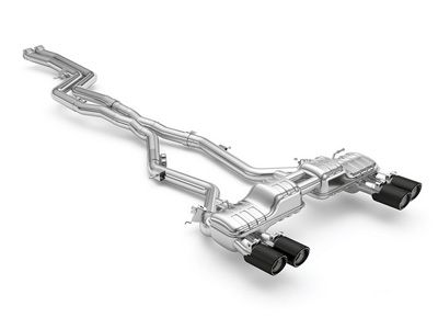 Eisenmann - Performance Exhaust System - BMW F87 M2C