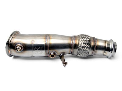 "Evolution Racewerks - Sport Series 4"" Catted Downpipe - BMW N20 & N26"