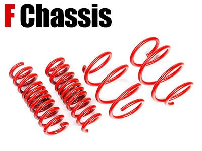 AST - Lowering Springs - BMW F Chassis