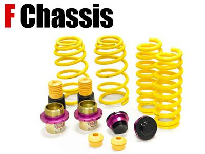 KW - HAS Height Adjustable Lowering Spring Sleeve-Over Kit - BMW F Chassis