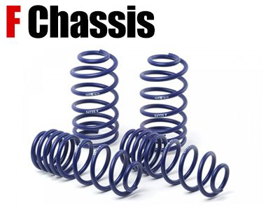 H&R - Sport Lowering Springs - F Chassis