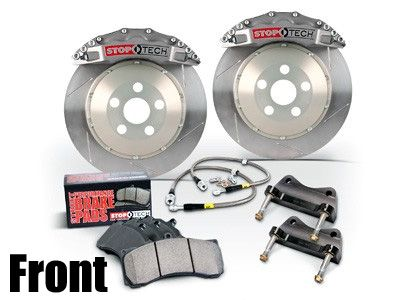 StopTech - Trophy Big Brake Kit - Front