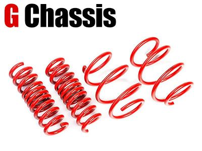 AST - Lowering Springs - BMW G Chassis