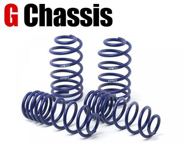 H&R - Sport Lowering Springs - G Chassis