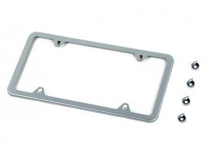 iND - Painted License Plate Frame