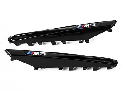 iND - Painted Side Marker Gills - BMW E9X M3