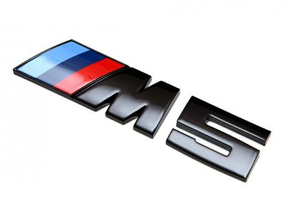 iND - Painted Trunk Badge - BMW F10 M5