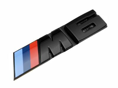iND - Painted Trunk Badge - BMW F12/F13/F06 M6