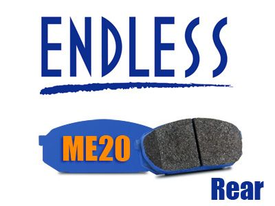 Endless - ME20 Track Compound Brake Pads - Rear