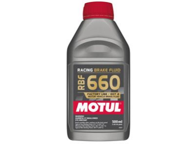 Motul - DOT 4 RBF 660 Factory Line Racing Brake Fluid