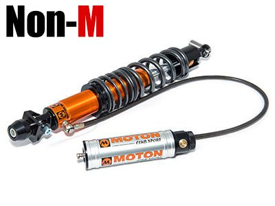 Moton - Clubsport 2-Way Adjustable Coilover System - BMW Non-M Models