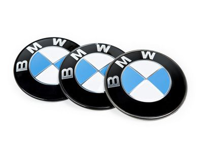 iND - Painted Hood Roundel - BMW F90 M5