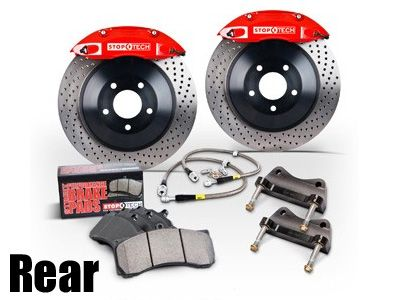 StopTech - ST Big Brake Kit - Rear